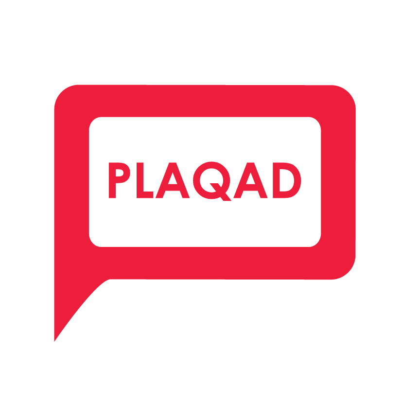 Plaqad red